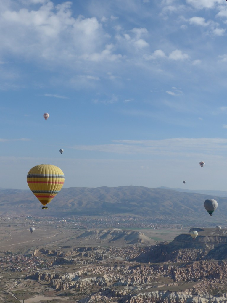 HOT AIR BALLOON CAPPADOCE