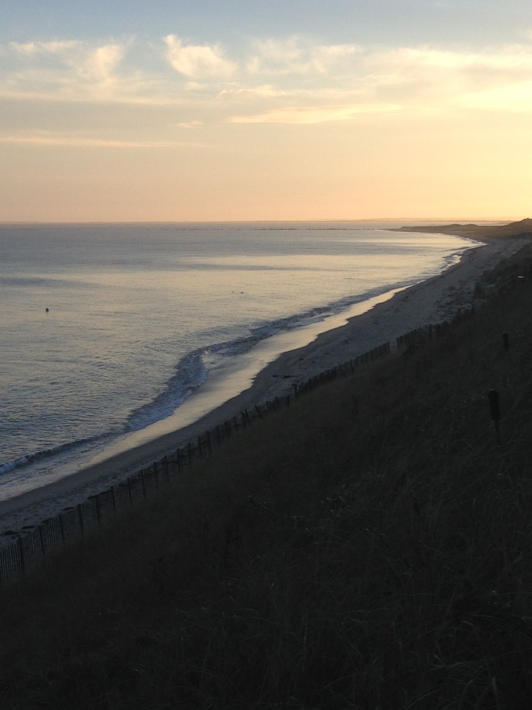 SUNRISE AT NANTUCKET CLIFFS