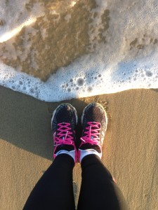 RUNNING AT NANTUCKET