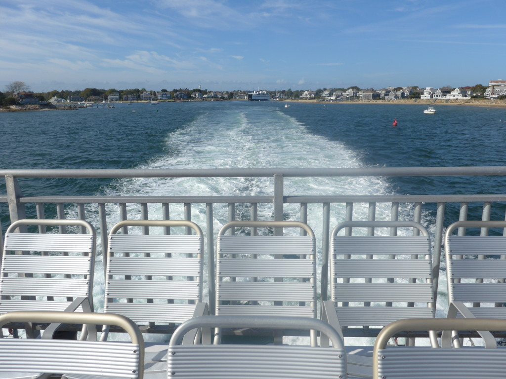 FROM HYANNIS PORT TO NANTUCKET