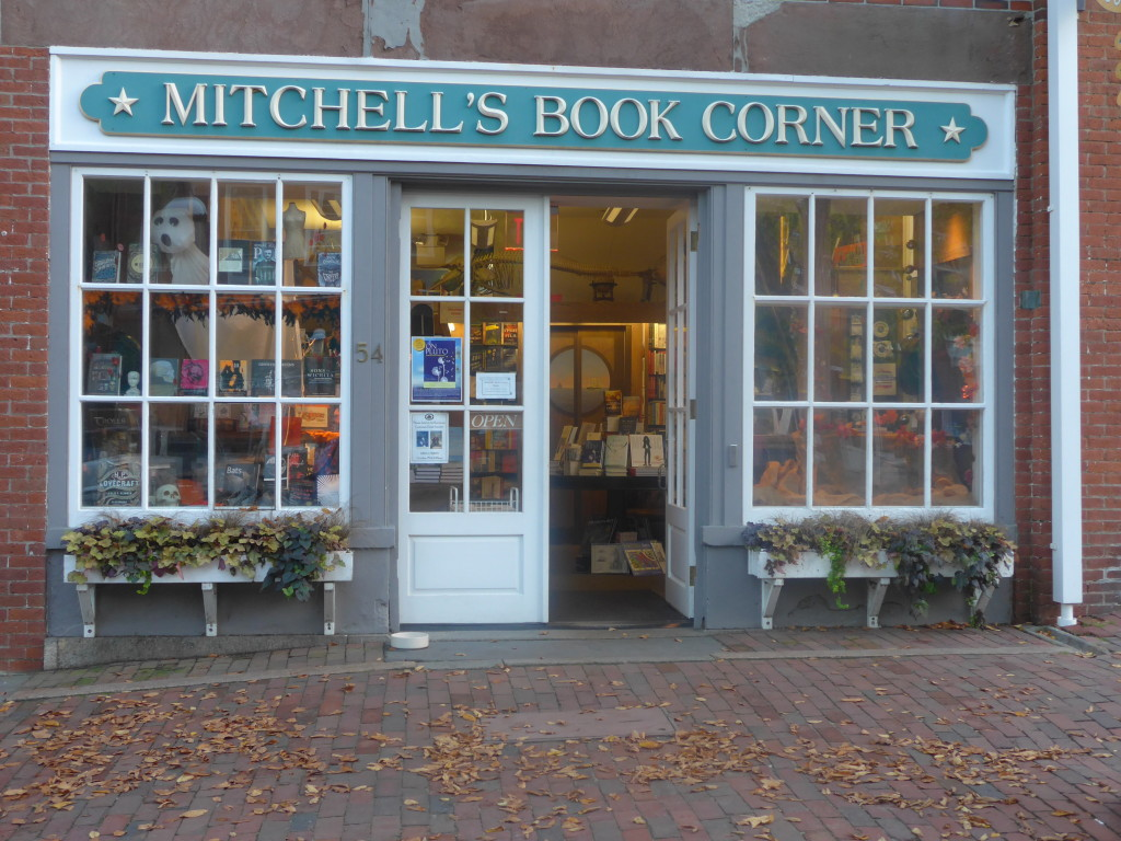 BOOK STORE NANTUCKET